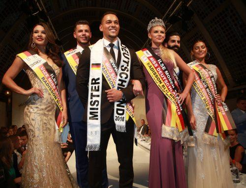 Glückwunsch an die Sieger Miss & Mr. Deutschland 2018