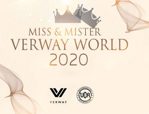 MISS & MISTER VERWAY WORLD 2020