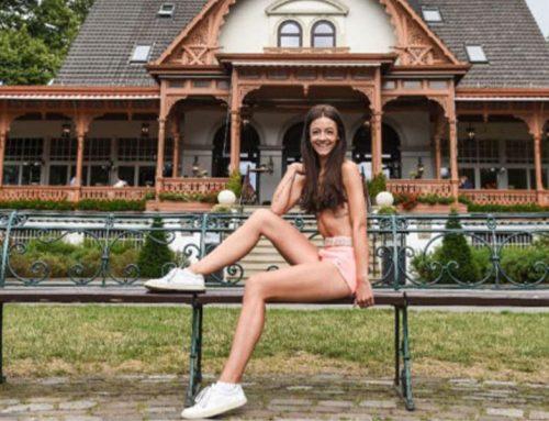 """Bild Bericht """"Vanessa (23) ist Bremens  schönster Heimvorteil"""""""