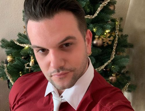 MR VERWAY WORLD Bewerber Marco wünscht frohe Weihnachten